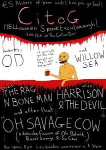 Citóg Halloween 2013