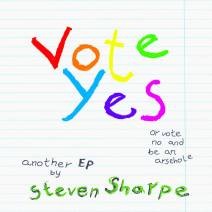 Sharpe Vote Yes EP