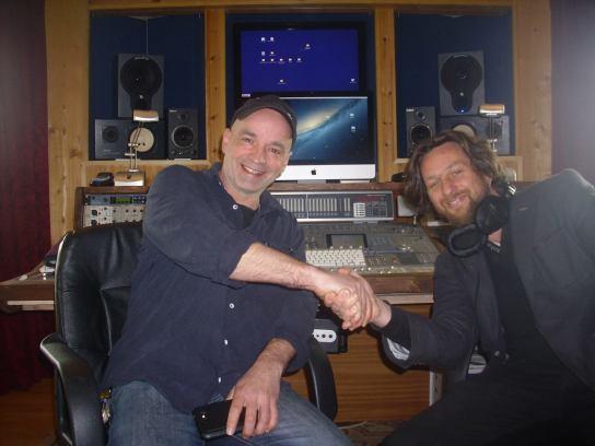 Fia Rua album mastering